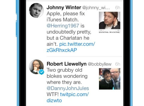 Tweetbot 3's clean, simple interface is a world away from its predecessor's