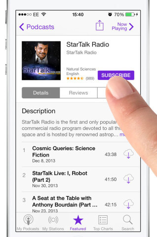 podcasts 1 wp