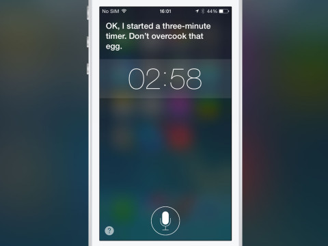 Thanks for the cooking tip Siri