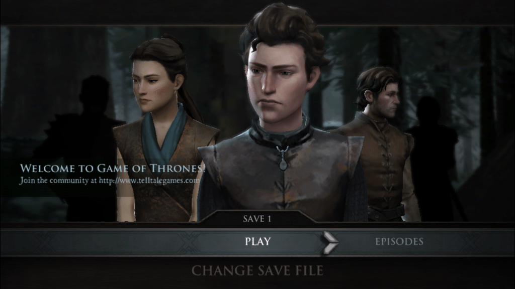 "Best of all, actors from HBO's ""Game of Thrones"" have reprised their roles for Telltale's app."