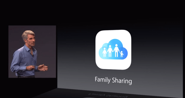 how to connect multiple people to one apple account