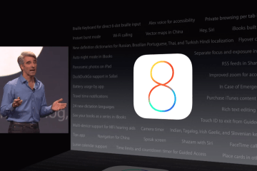 Even more iOS 8 features