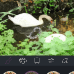 Brushstroke does a pretty good impression of oil paints on your iPhone.