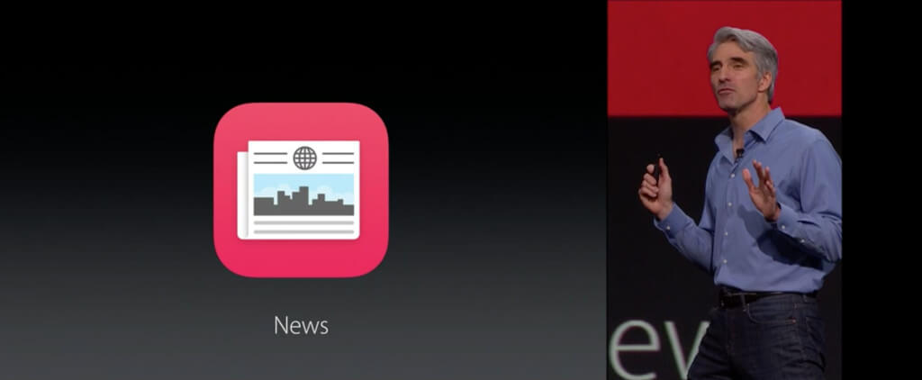 A brand new native app for iOS 9