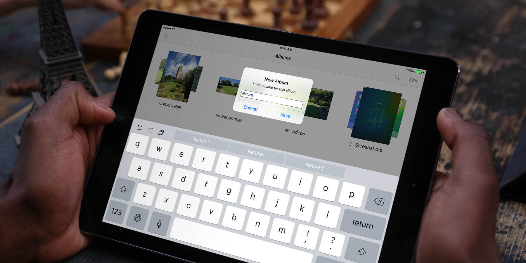 how to delete photo albums on iphone synced from computer