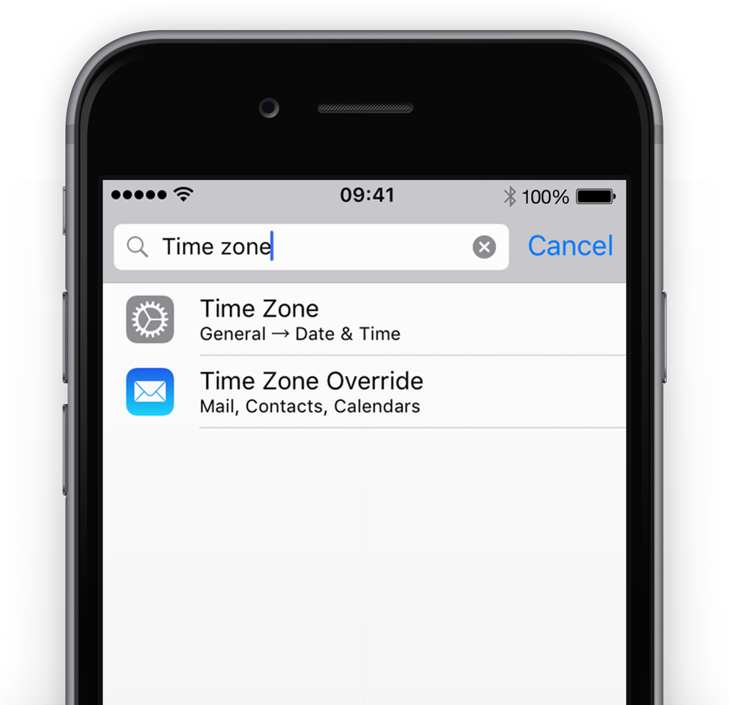 Guide: search Settings on iPhone to find obscure options ...