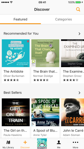 Audible_Discover
