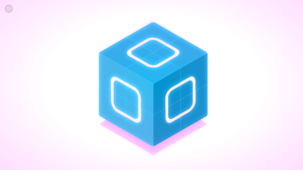 Eventually, the puzzles expand into larger 3D objects