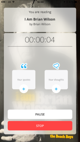 Track your reading, and make notes as you go