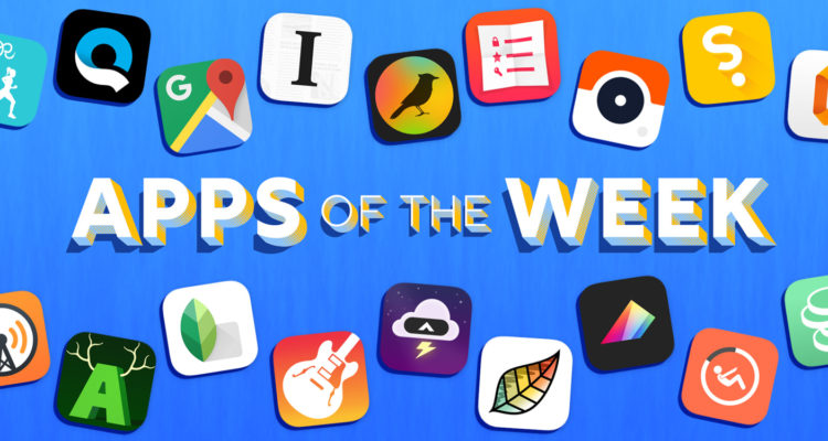 Apps of the Week: three great apps from July 19, 2019 - TapSmart
